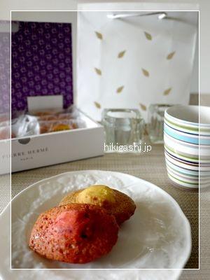 ピエール・エルメ・パリ 焼き菓子