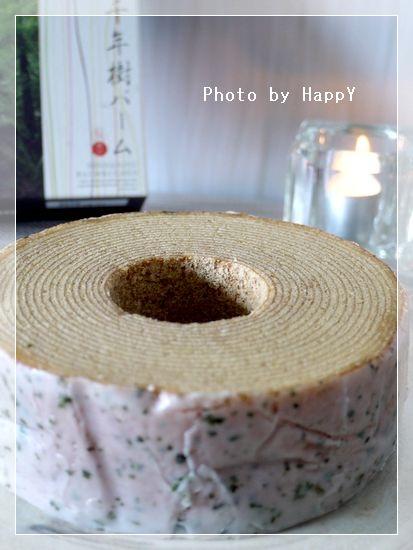 千年樹バーム バームクーヘン ファクトリーシン 美味しい 引菓子