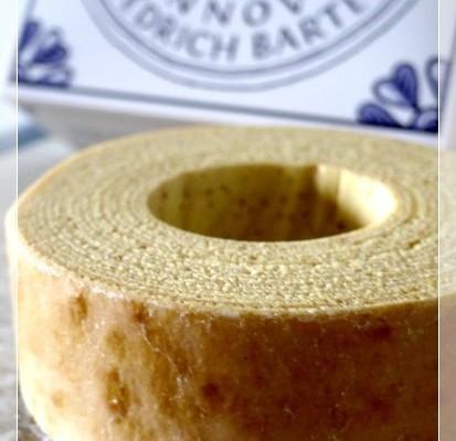 カカオシュトゥーベ アップ 美味しい 引菓子