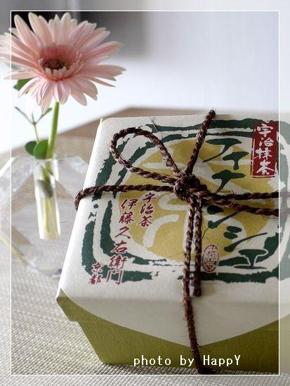 伊藤久右衛門 箱 フィナンシェ 美味しい 引菓子