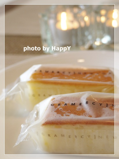 グラマシーニューヨーク チーズケーキ 美味しい