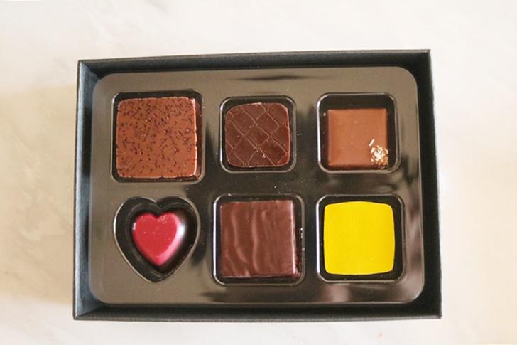 プレゼントにおすすめなチョコレート店